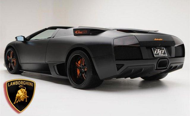 Lamborghini Murcielago LP650