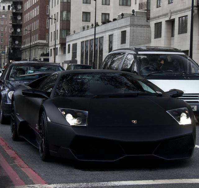 Lamborghini Nero Nemesis